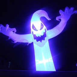 freetoedit halloween ghost scary evil