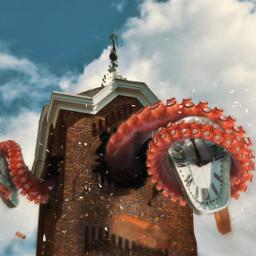 freetoedit tentacles stickers drawtool remixme remixit madewithpicsart