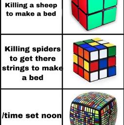 minecraft minecraftmeme minecraftmemes meme memes freetoedit