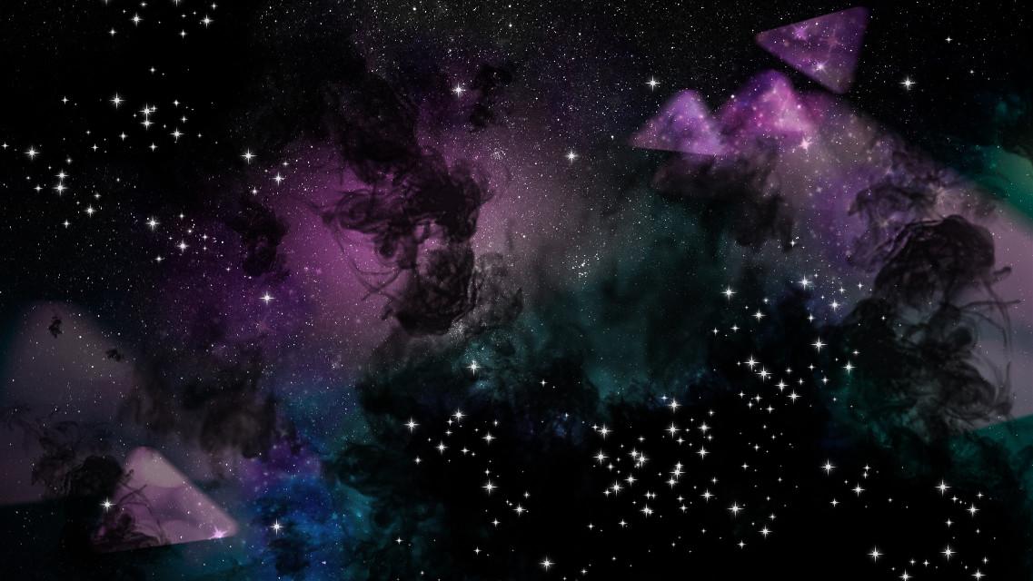 #freetoedit #smoke #black #night #backgroud #stars #sky
