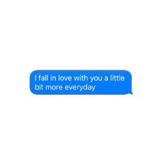 blue imessage bubble text message freetoedit