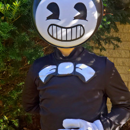 freetoedit bendyandtheinkmachine bendy matt trickortreat