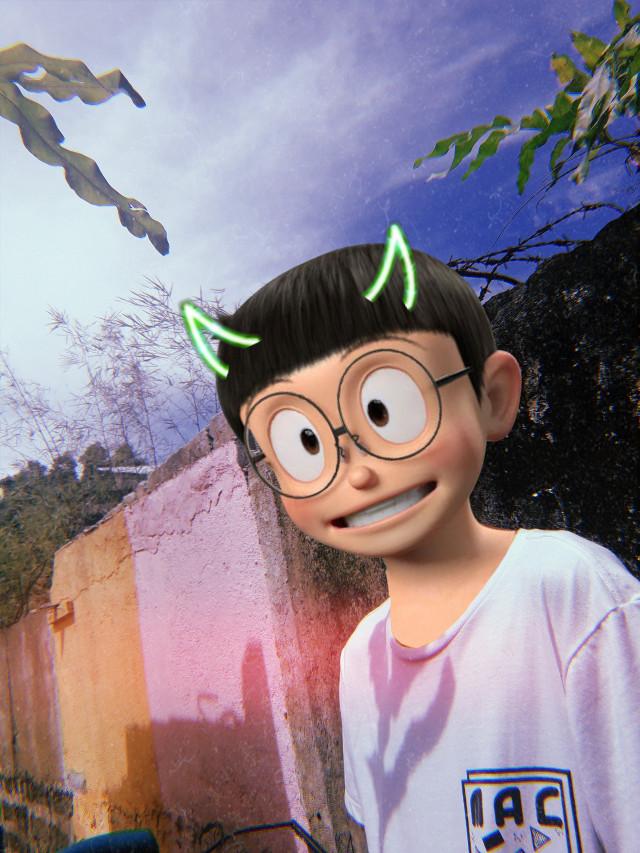 #nobita-in-asian-tv  #freetoedit