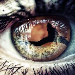 freetoedit eye ineye art eyeart irchalloweencat
