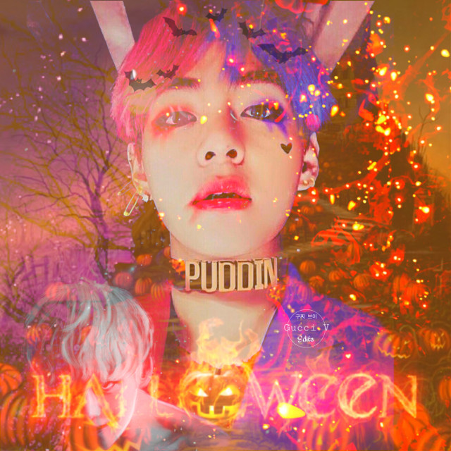 Taehyung Halloween ~ 🎃   #freetoedit #taehyung #halloween #pumpkin #kimtaehyung #taehyungedit #btstaehyung