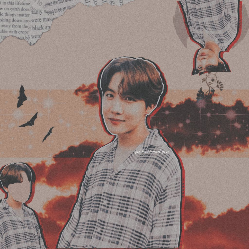 🦇🌹 Jung Hoseok edit🍁 Hope you like it💕 Today was a rainy day...I miss the sun but also the rain  Stay healthy, be happy♡  #kpop #bts #btsjhope #jhope #btsjunghoseok #btshoseok #junghoseok #hoseok #dark #freetoedit #picsart
