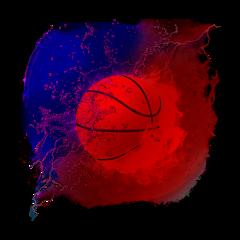 basketball ball basket fire firering freetoedit