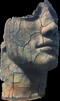 freetoedit sculpture face vipshoutout