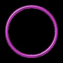 ring circle neon light freetoedit