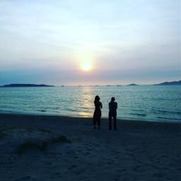 freetoedit top sunset beach papicks pcbluehour