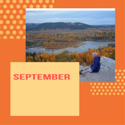 september september2018 autumn freetoedit