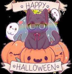 adorable happyhalloween freetoedit schappyhalloween