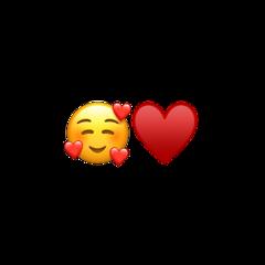 heart emoji heartemoji coraçao corazon freetoedit