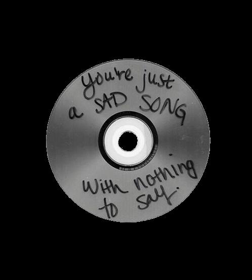 #sad #song #your #nothing #softboy #softgirl #greyaesthetic #gray #grey #cd #vinyl #freetoedit
