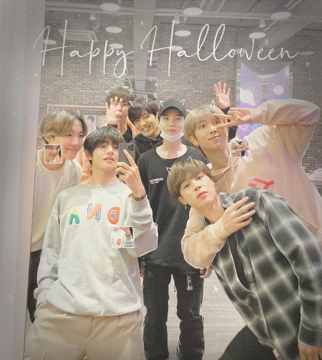 Happy halloween! 🧡   No one blocks out mr worldwide handsome ;)     #halloween #happyhalloween #bts #kpop #kpopedit #edit #halloween2019 #halloweenedit #spooky #namjoon #jin #yoongi #jhope #jimin #taehyung #jungkook #bangtan 🧡 #freetoedit