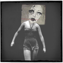 creepyart surrealism darkart babelart madewithpicsart