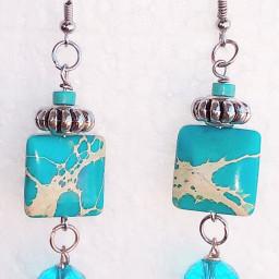 torqouiseearrings fashionearrings jewelryhandmade earring fashionista
