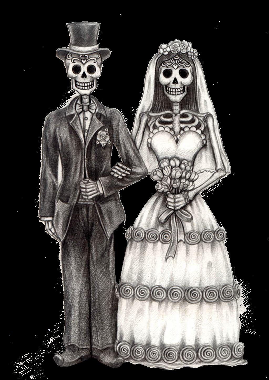 #diadelosmuertos #skeletons