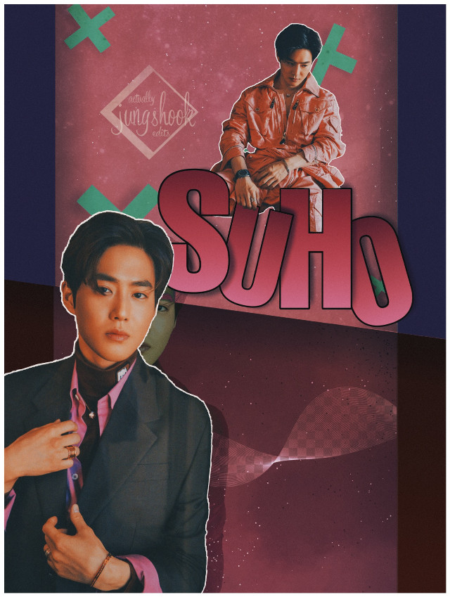 Suho for @jinshield_wipper ! Hope u like it boi!