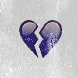 rain heartbreak freetoedit ecrainyseason rainyseason
