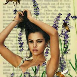 freetoedit selenatorsforlife selenagomez cool bees