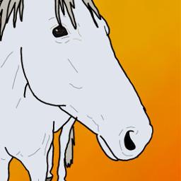 art horse pony