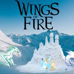 freetoedit icewing wof wingsoffire