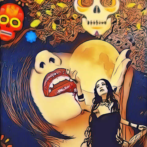 #freetoedit,#ecskullseverywhere,#skullseverywhere,#DiaDeMuertos,#diadelosmuertos