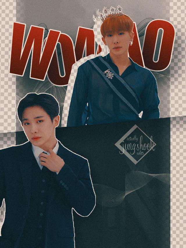 A wonho edit bc we luv him no matter what 🥺✌️💕