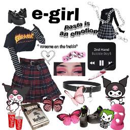 egirl grunge aesthetic grungegirl explorepage freetoedit