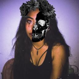 freetoedit ecskullseverywhere skullseverywhere DiaDeMuertos diadelosmuertos