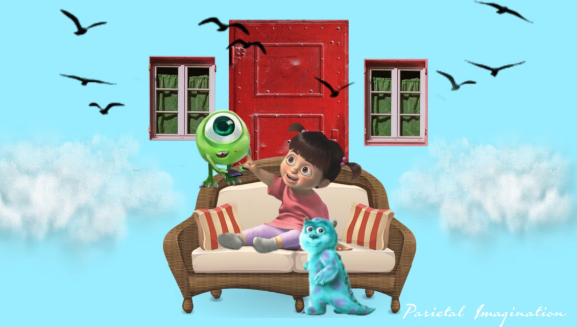 Edit by: Parietal Imagination Art  @pa #couch #monstersinc #boo #monsters #freetoedit #quickedit #stickerremix #clouds #fx #vip #madewithpicsart #parietalimagination  💗💗💗💗💗