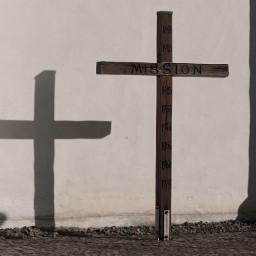 crucifix church lightandshadow november shadowplay