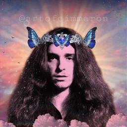 cliffburton metallica halo heaven sky freetoedit