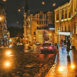 freetoedit myphoto kyiv night city