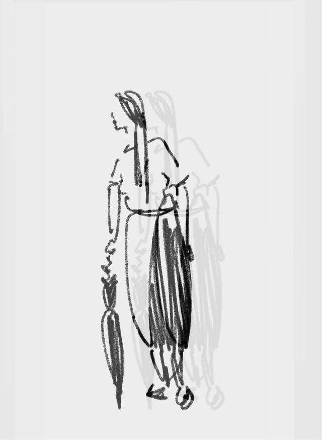 #freetoedit #mydrawing  #sketch #digitalart #picsart @picsart