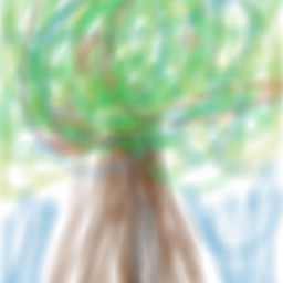 tree treeart dcalonelytree alonelytree