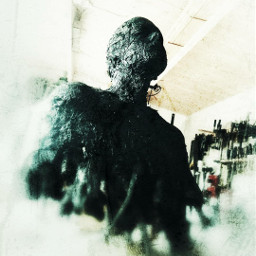 dark darkart sculpture art artists