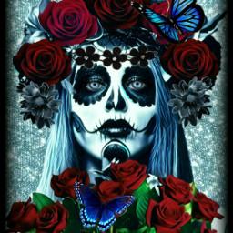 freetoedit skull skulls skullseverywhere skeleton ecskullseverywhere