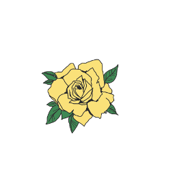 yellow yellowaesthetic aesthetic tumblr rose freetoedit