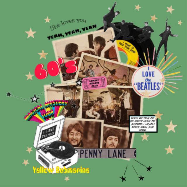 I ❤ The Beatles  #freetoedit #thebeatles #thebeatlesforever #thebeatlesfan
