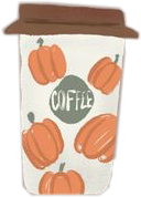 #fall #coffee #groovy #vsco #pumpkins #freetoedit