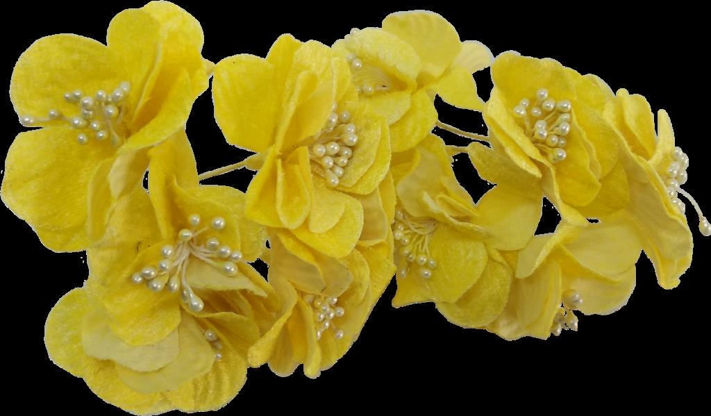 #fabricflowers