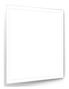 paper canvas perspective frame overlay freetoedit