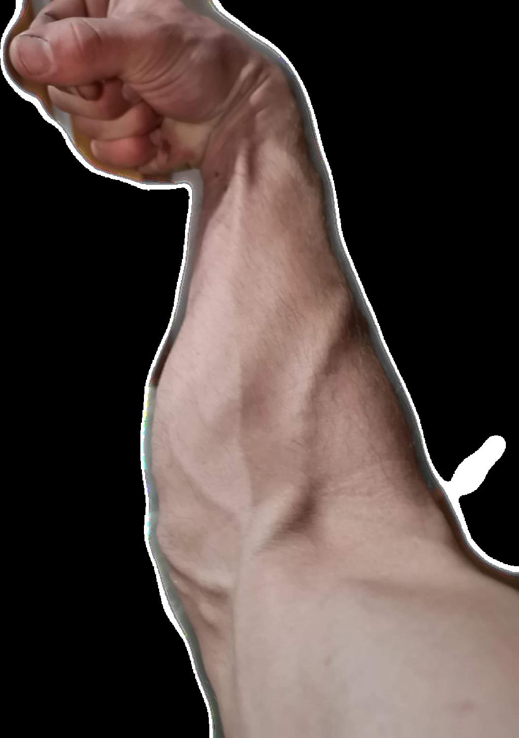 #weird #muscle #arm #freetoedit