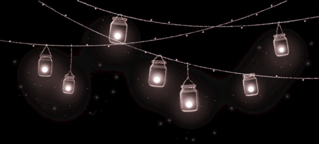 #stringlights #string #lights #hanging #jars #masonjars #fireflies #lighteffects #Christmaslights #fairylights #png
