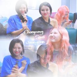 twice jeongyeon sana chaeyoung