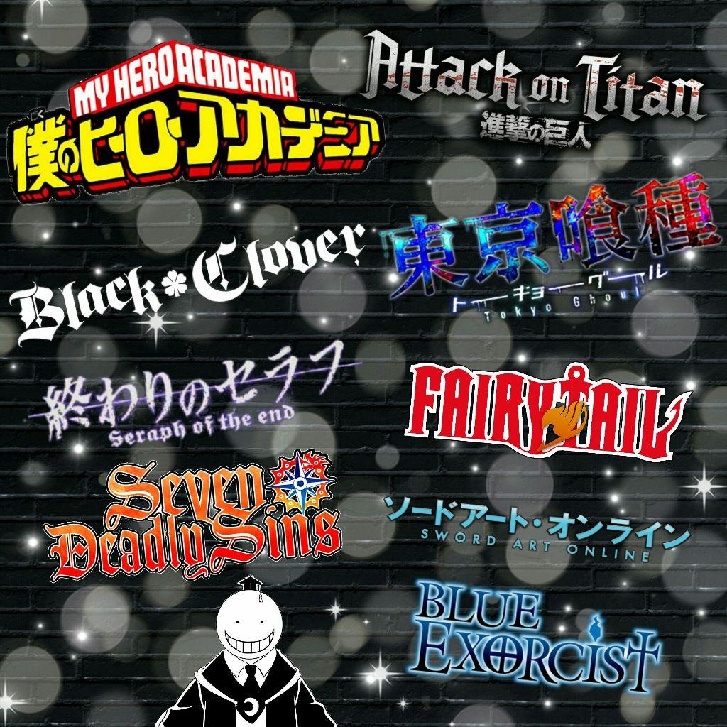 Some of my favourite#animes#anime#korosensei#watch