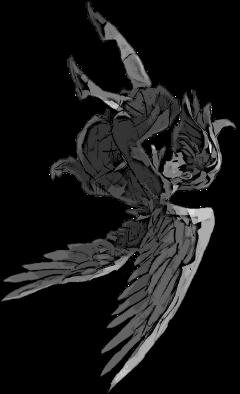 girl angel falling fall sketcher2 freetoedit