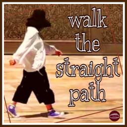 walk straight path freetoedit ircwalkingby walkingby